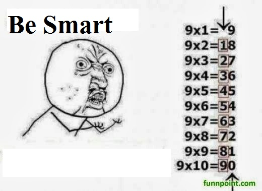 be smart