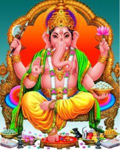 HD Hindu God Ganesha Wallpaper