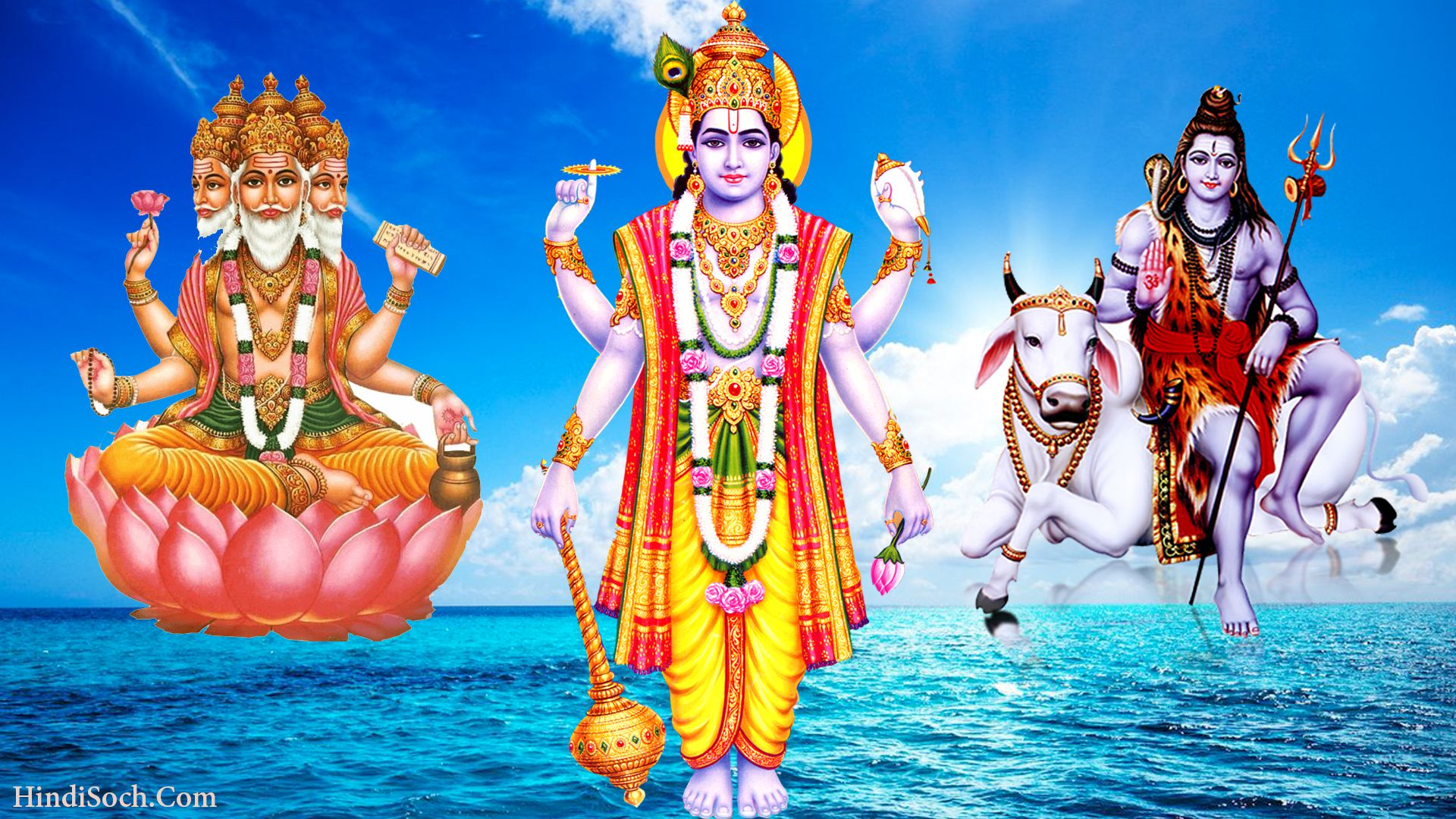 Best 3,487+ {HD God Images} Hindu God Wallpapers for Mobile Phones