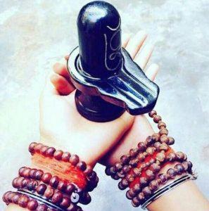 Hindu God Shivling Image