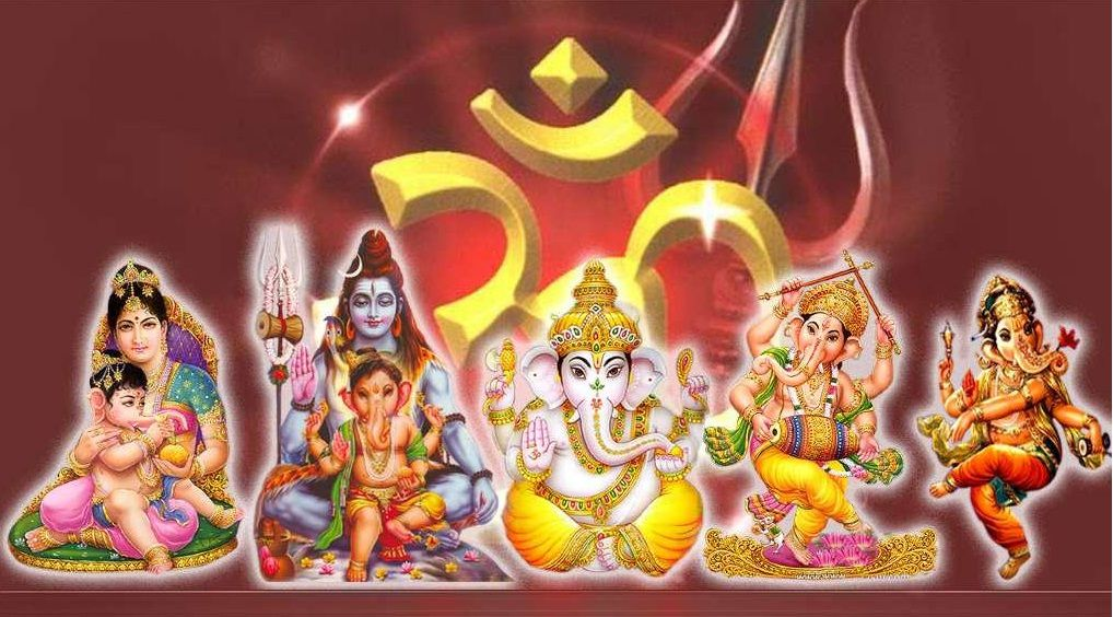 Hindu gods wallpaper free download