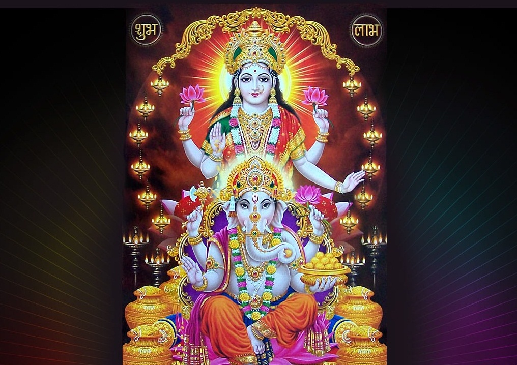 Hindu gods pictures animated