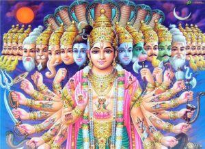 hindu-lord