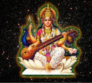 Maa Saraswati
