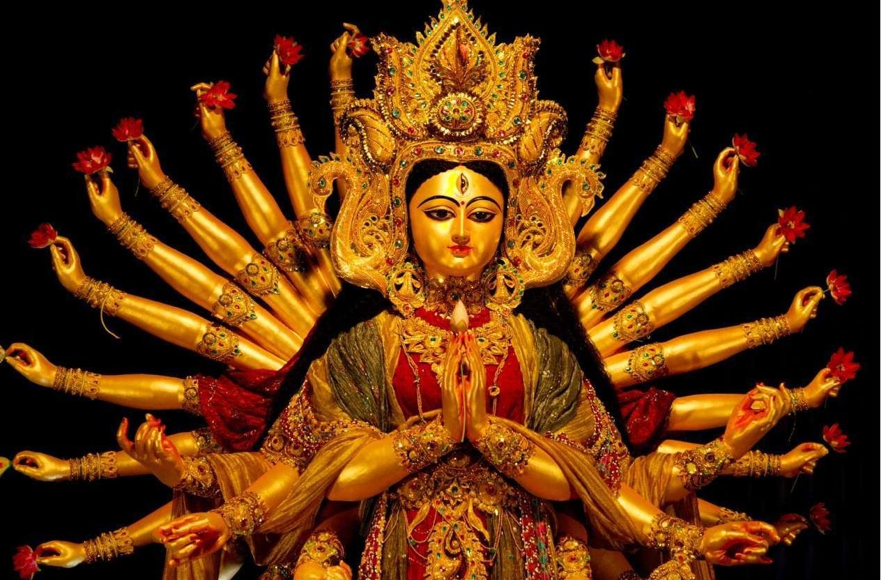 многорукая богиня шива фото восковых фигур новосибирске