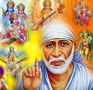 Sai Baba Desktop Wallpaper