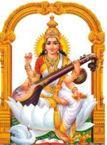 Saraswati hd Pics Wallpapers