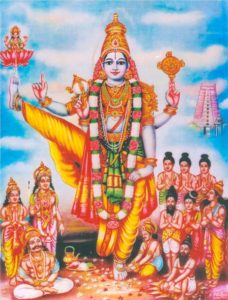 Vishnu Ji Virat Swaroop