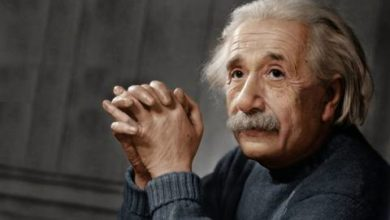 Albert Einstein Real Photo