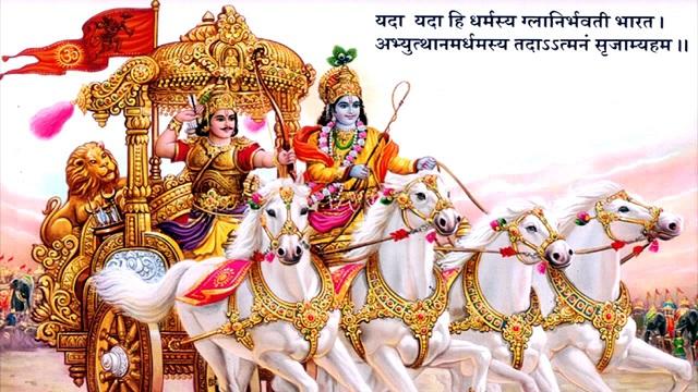 lord shri krishna mahabharat yuddha