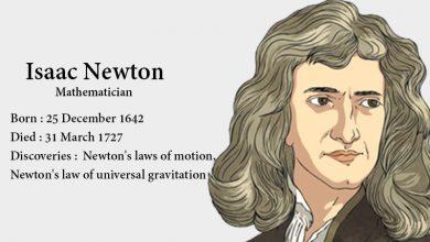 Photo of सर आइज़क न्यूटन – असाधारण प्रतिभा का धनी एक शख्स जिसने बदल डाली दुनिया