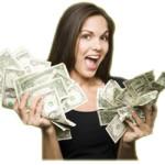 happy-girl-showing-money
