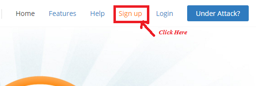 signup-cloudflare