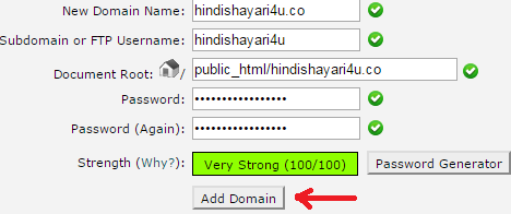 addon-domain