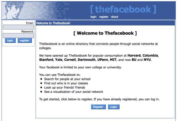 Facebook-First-Look