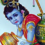 Art Cute Krishna Lord Krishna HD Krishna Poster Photo