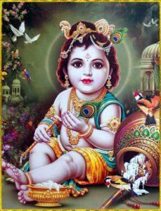 Bal Krishna Photos Krishna Childhood Image