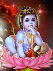 Child Krishna Image Download