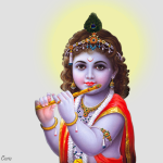 God Baby Krishna Images