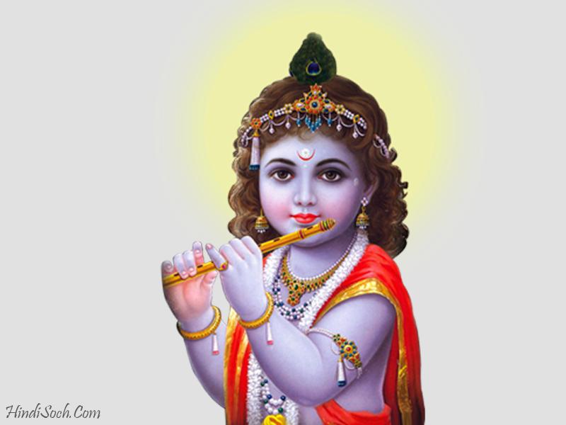 God Baby Krishna Images