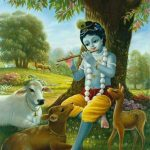 Hare Krishna Flute Image Download DP Lord Krishna