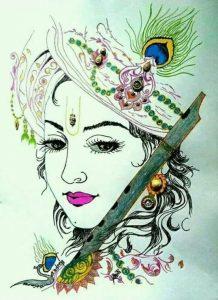 Hare Krishna Wallpaper Download