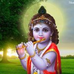 Hindu God Krishna Images