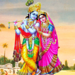 Inseparable Radha Krishna Love Images