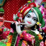 Krishna Bhakti Photo With His Lovely Flute