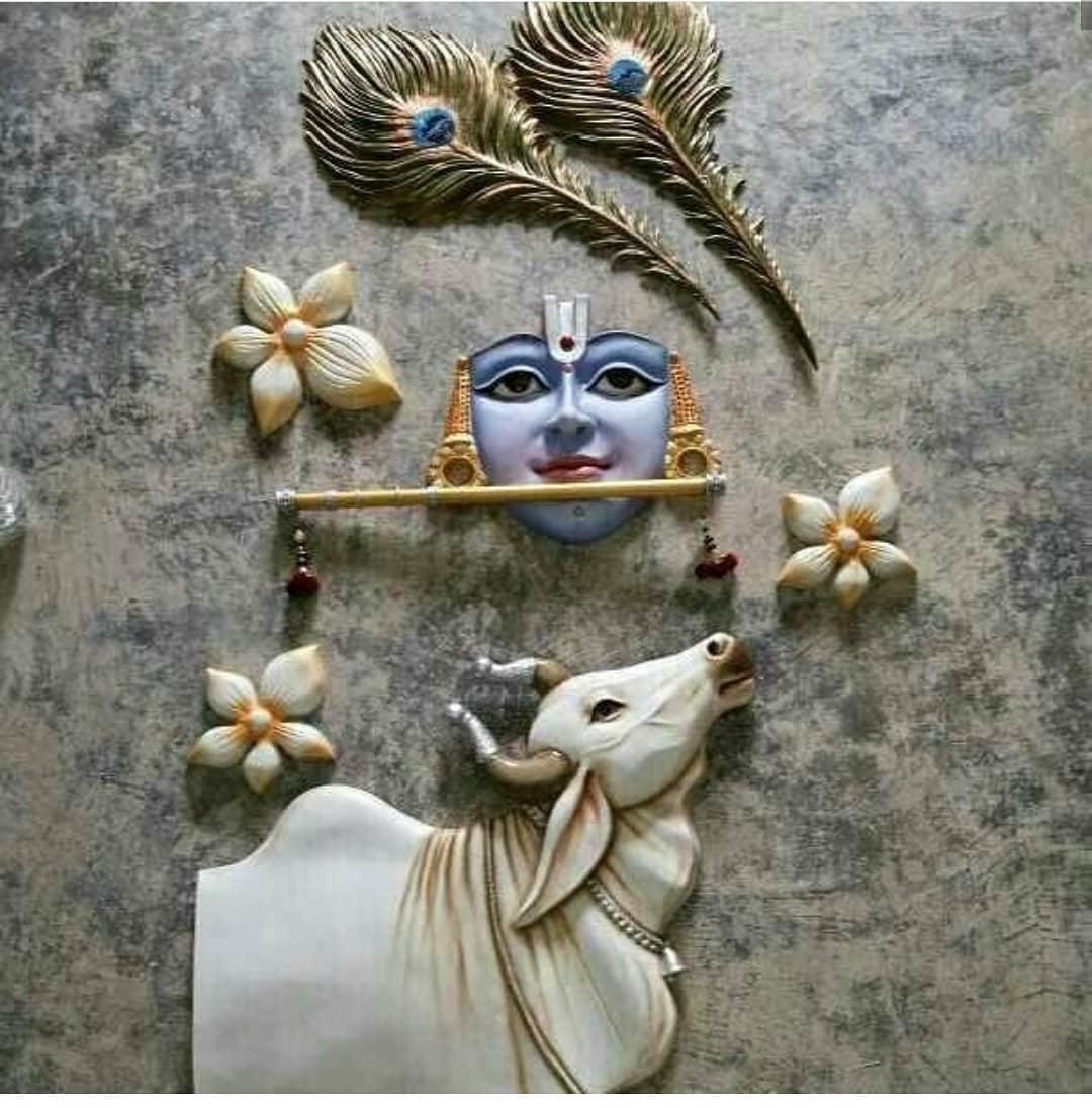 Krishna God Mobile Wallpaper hd