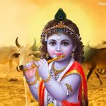 Lord Baby Krishna Images