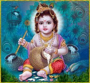 Lord Baby Krishna Pictures Lord Cute Krishna Bal Krishna Photos