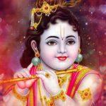 Lord Krishna Flute Images