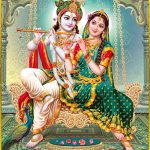 Radha Krishna Pic Download Vasudeva Krishna Love Radha in Childhood