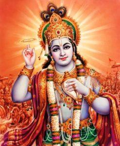 Shri Krishna Avtar Picture Wallpapers