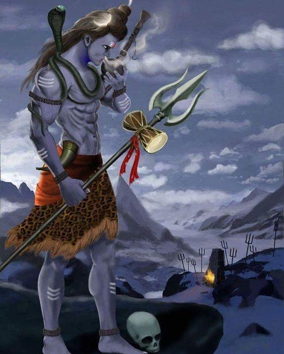 Bhole Shankar Shiva Image Photos