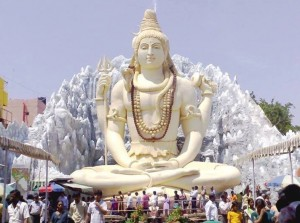 bholenath statue huge images