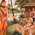 eklavy-and-guru-dronacharya
