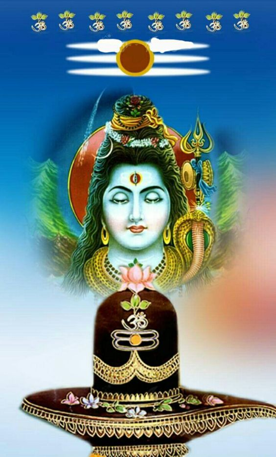 God Shiv Shankar Mobile Wallpaper