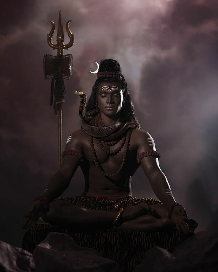 God Shiva Sambhu Samadhi Photo HD
