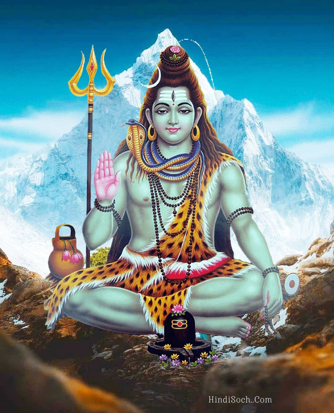 HD Lord Shiva Image Download Free