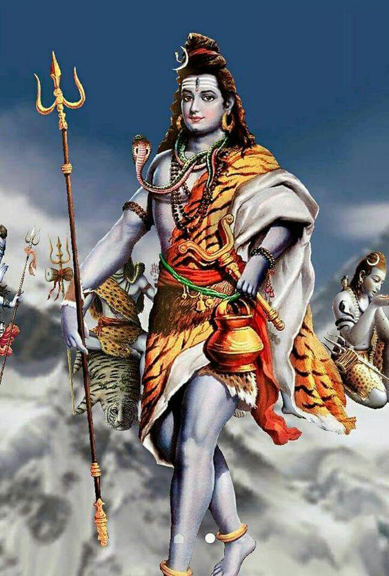 Free download wallpapers of lord shiva