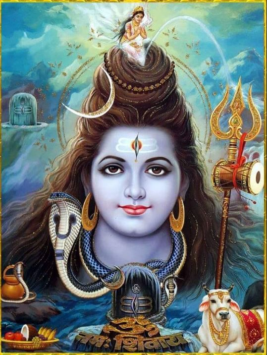 Lord Shiva - God of Destruction - Nilkanth Shiv Ji