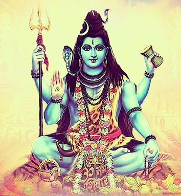 Whatsapp God Shiva Images