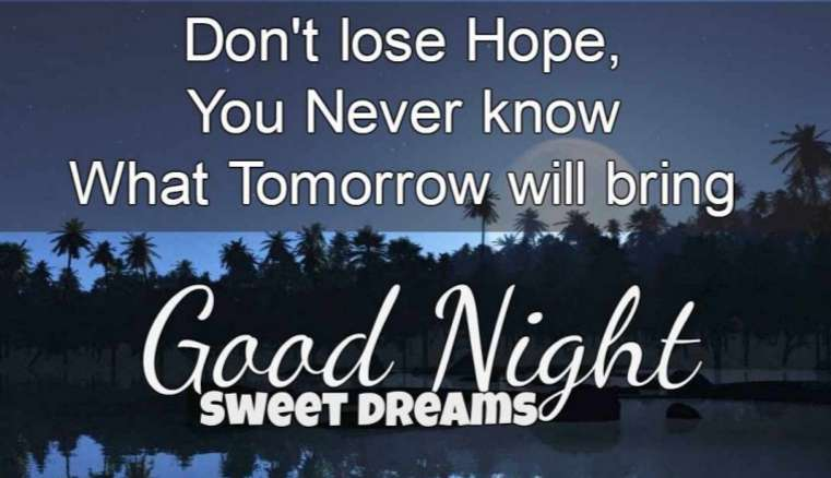 SMS Good Night for Best Friends