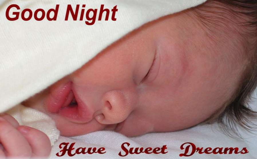 Good Night and Sweet Dreams Pic