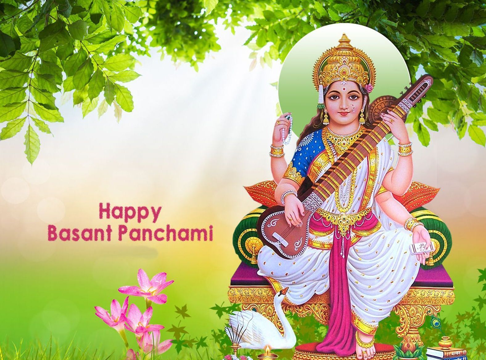 Basant Panchami – Short Essay, Speech, Paragraph in English for School Students