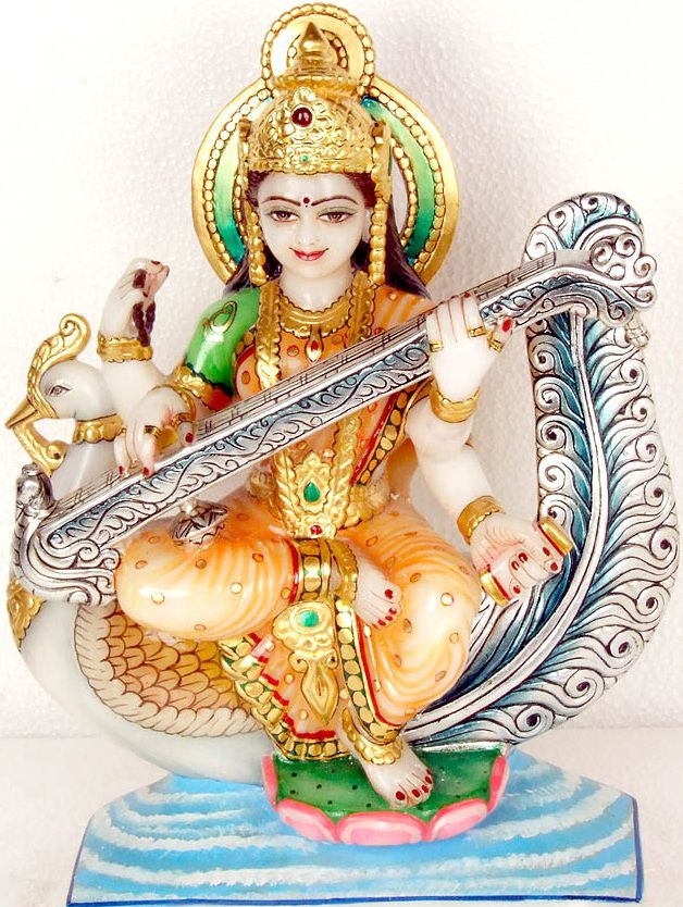 Devi Saraswati HD Photos