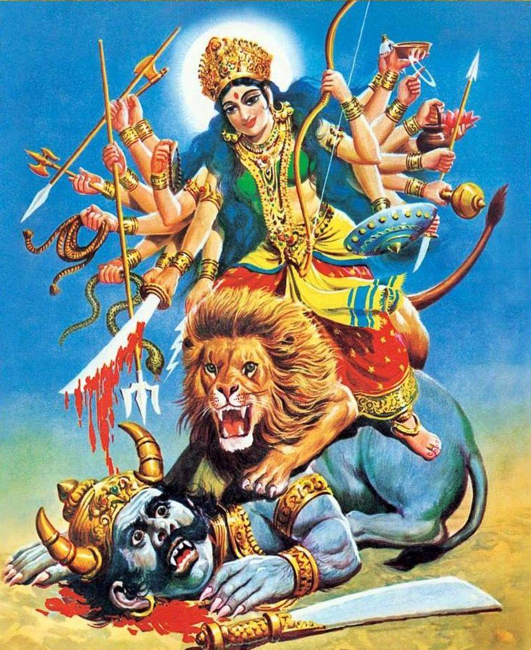 Aadi Shakti Maa Durga Images