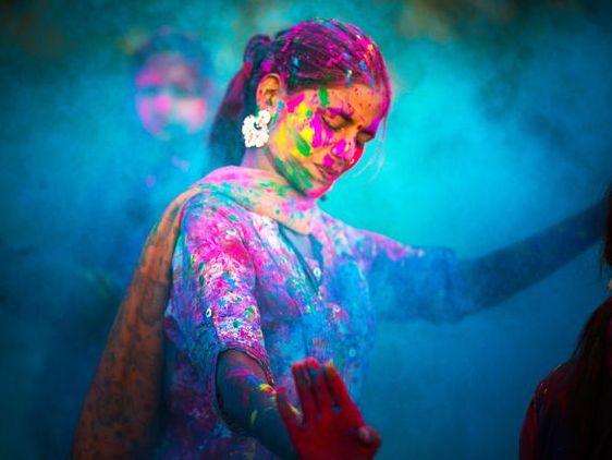Best Holi Festival Images Rangapanchami